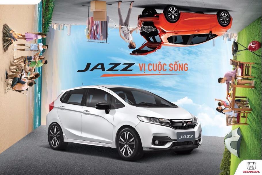Honda Jazz  đã có mặt tại Honda Ôtô Cộng Hòa từ ngày 11 đến 16/09/2017