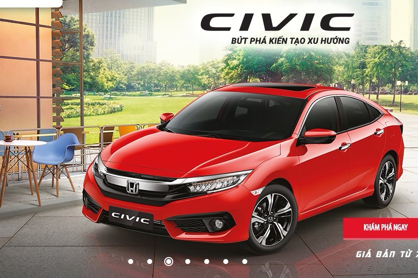 Honda Civic 1.8E