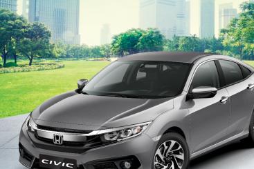 Honda Việt Nam công bố Giá bán lẻ đề xuất các mẫu ôtô nhập khẩu nguyên chiếc từ Thái Lan áp dụng từ ngày 2 tháng 4 năm 2018